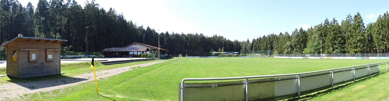 Sportplatz Panorama 1