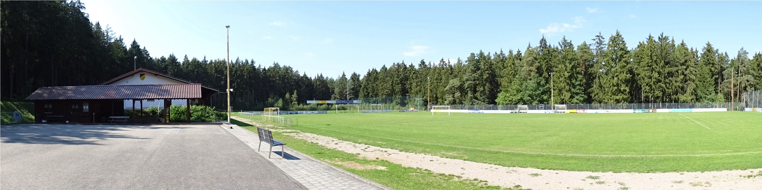 Stockbahn Panorama