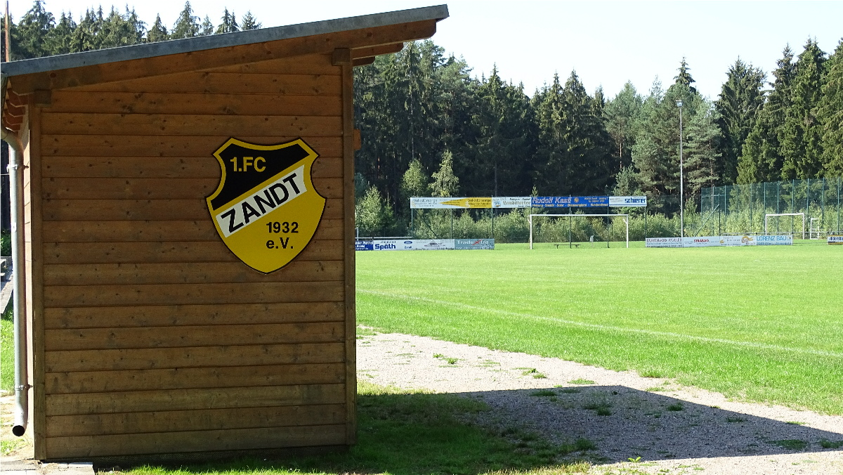 Sportplatz Kassenhaus